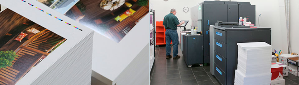 Commercial Printing at Carlisle Printing