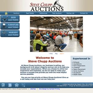 SteveChuppAuctions.Com